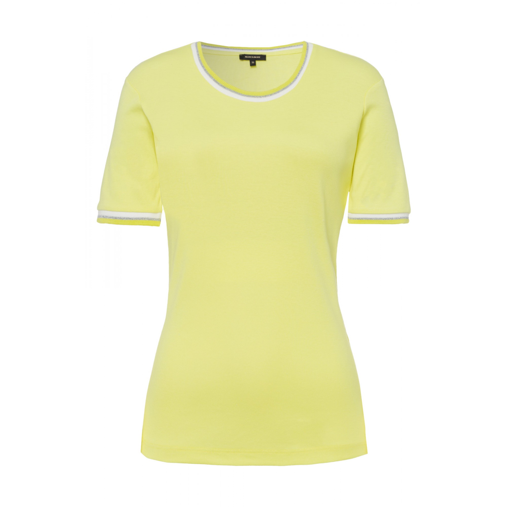 T-Shirt, lime green 01030010-0616 1