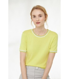 T-Shirt, lime green 01030010-0616