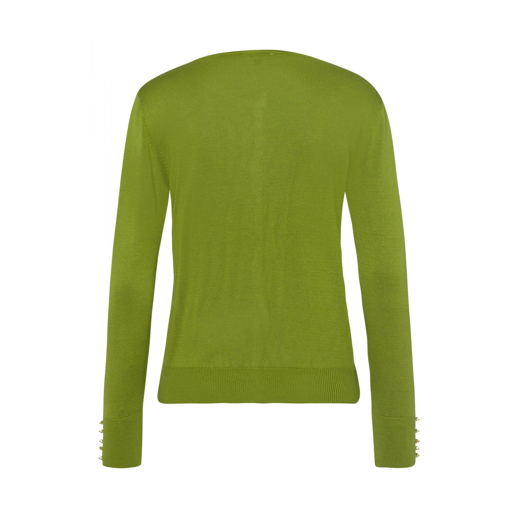 Cardigan, leaf green 01091208-0649 2