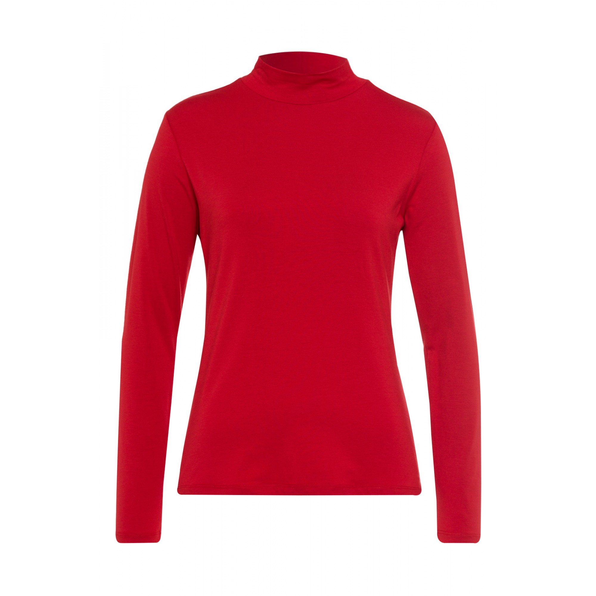 T-Shirt, Turtleneck, autumn red 01100002-0545 1