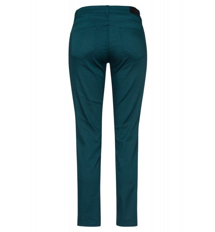 Colored Pants, dark petrol, Hazel 01104251-0362 2
