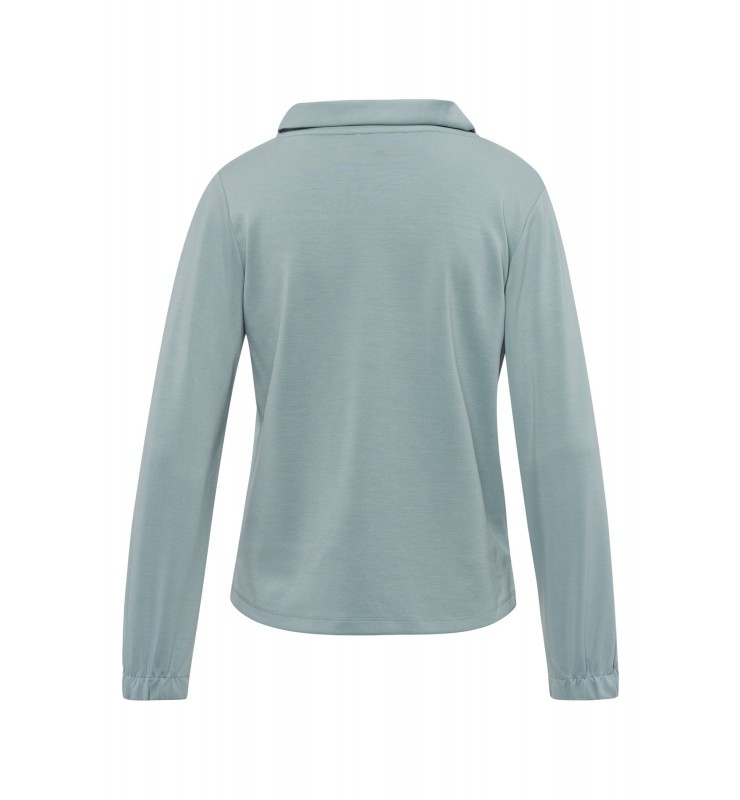 Sweatshirt, mint 01640285-0341 2