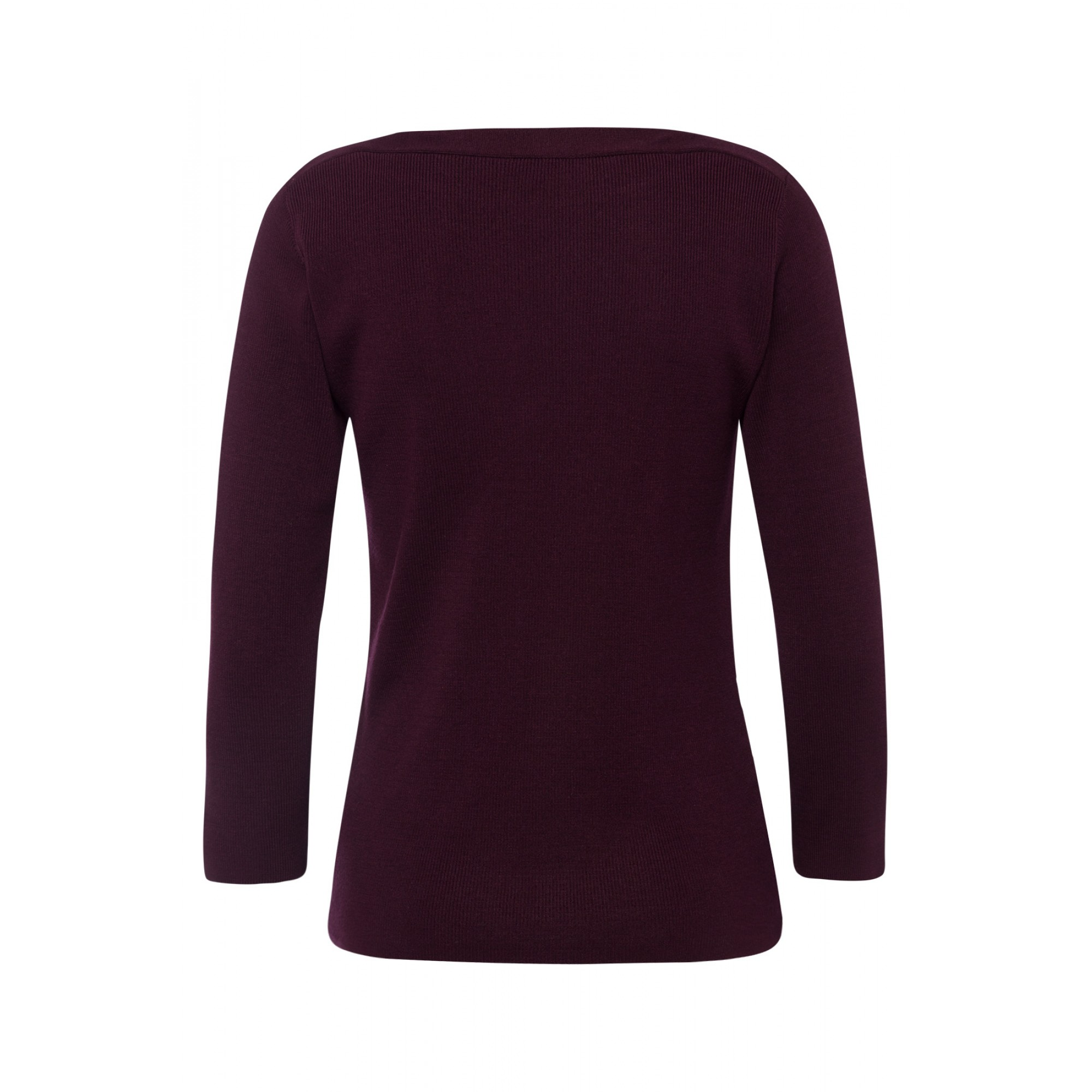 U-Boot Pullover, bordeaux 01961003-0566 2