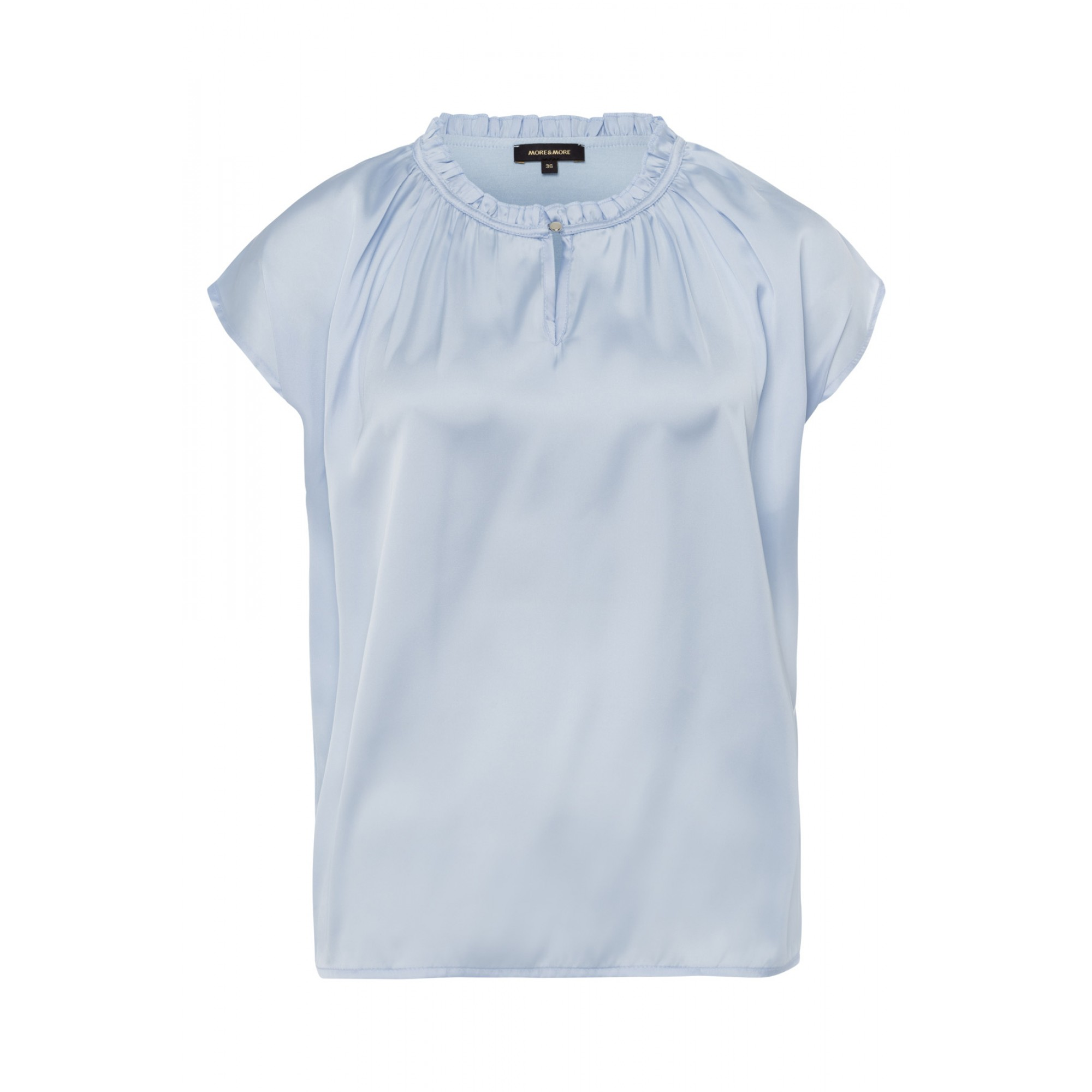 Blusenshirt, soft blue 11030014-0305 1