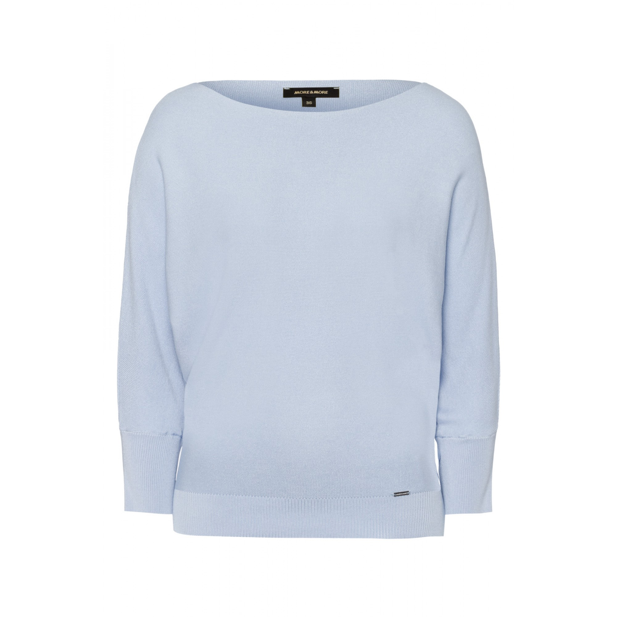 Fledermaus-Pullover, soft blue 11821549-0305 1