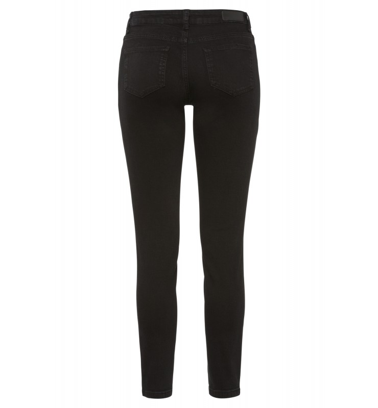 Black Denim Jeans, Hazel 81094240-0966 2
