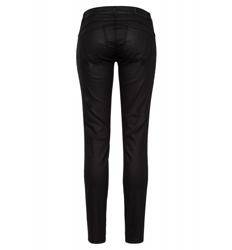 Coated Denim, schwarz, Hazel 81094242-0790 2