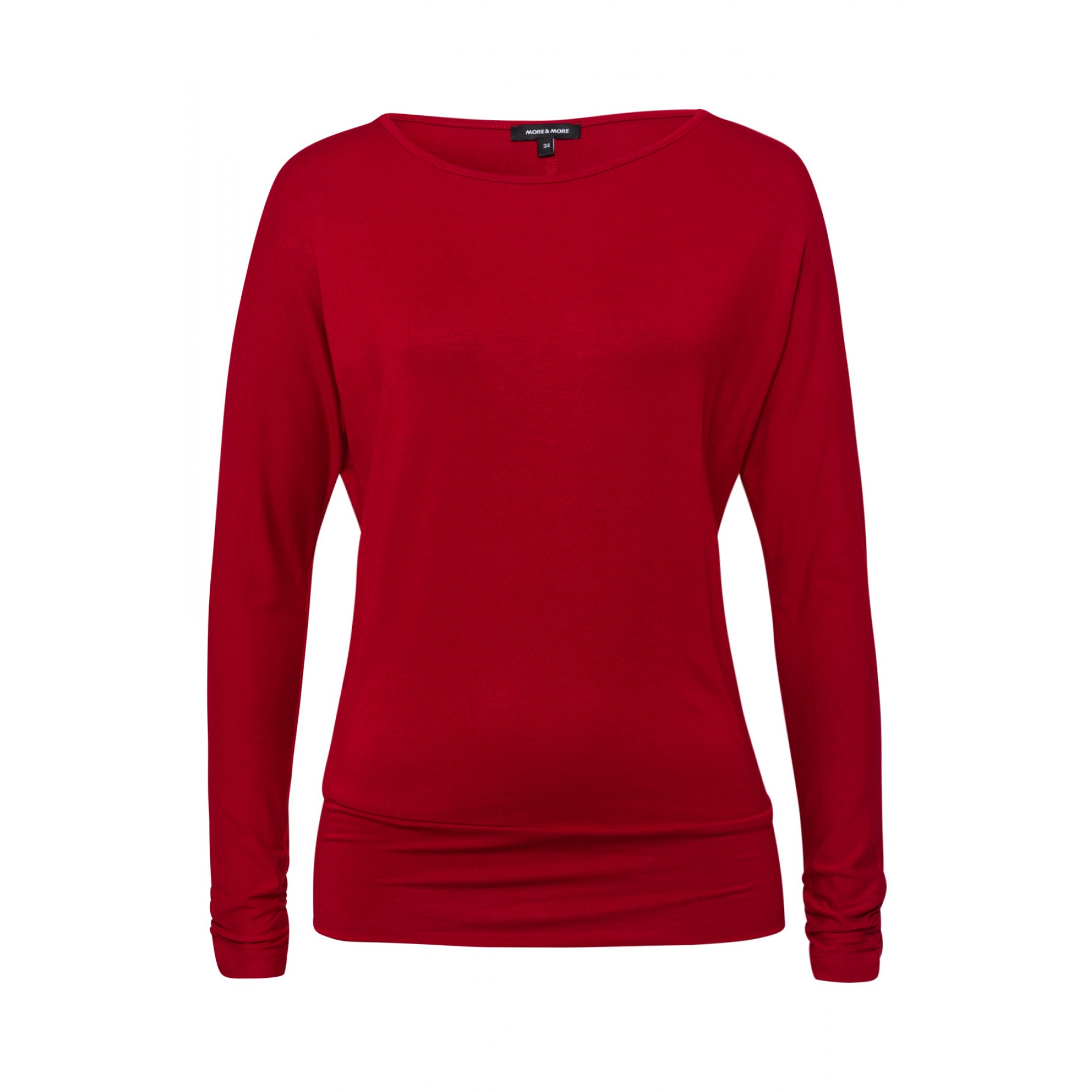 T-Shirt, warm red 81990541-0527 1