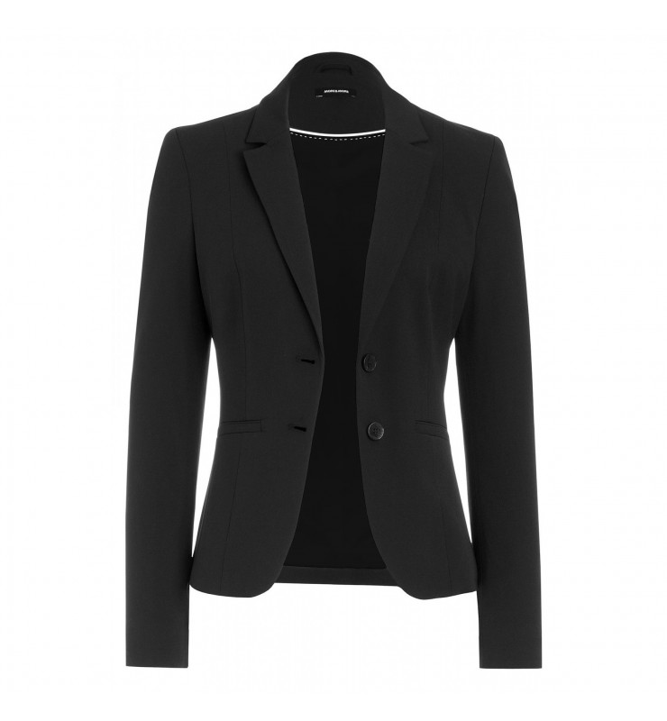 Businessblazer, schwarz 88886509-0790 3