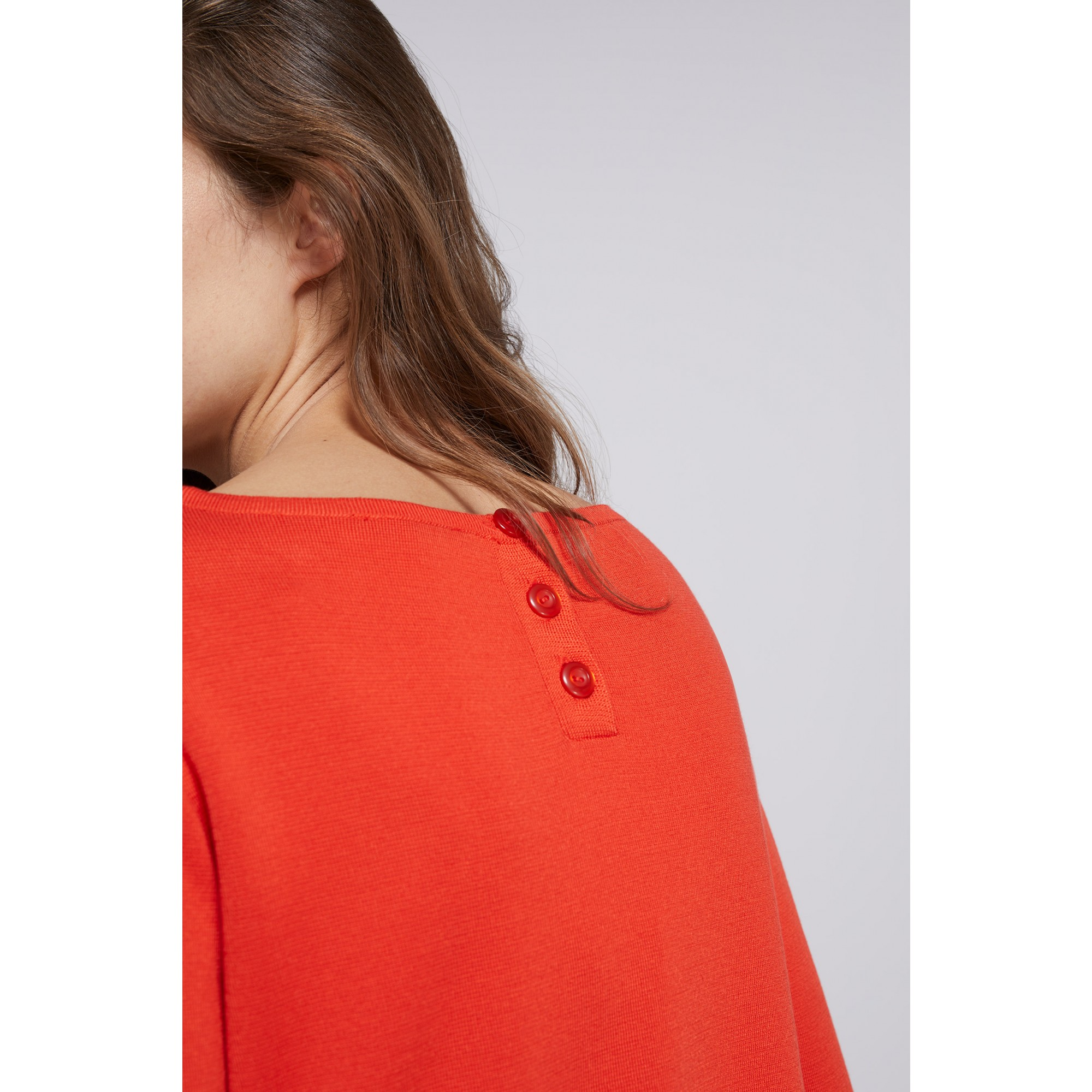 Pullover, rot 91011019-0538 3