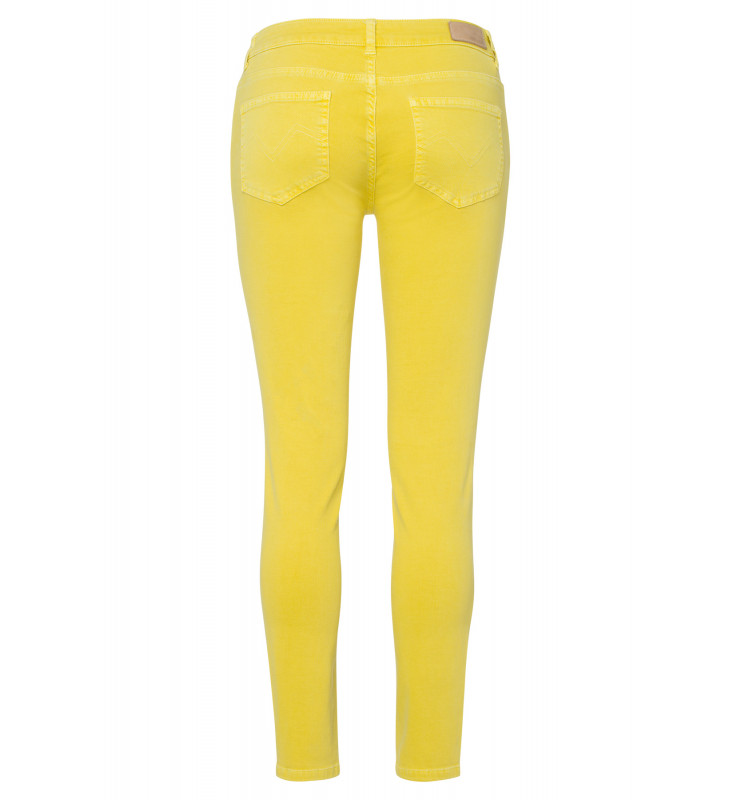 Skinny colored Denim, gelb 91024253-0143 2