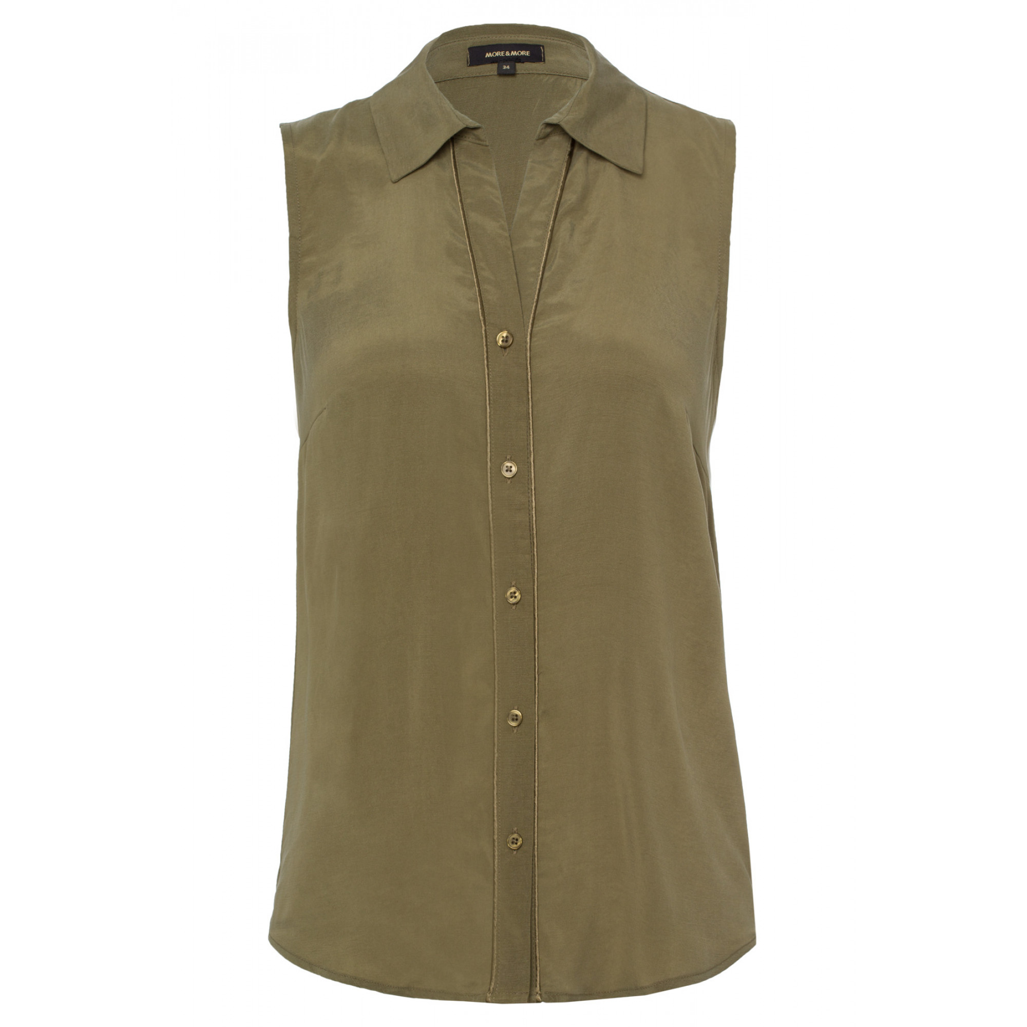 Bluse, african green 91052004-0675 1