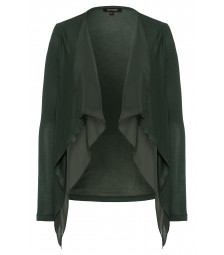 Jerseyjacke, tropical green