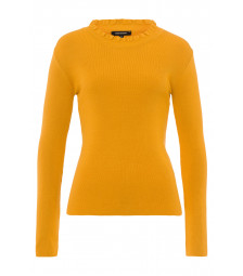 Pullover, autumn yellow
