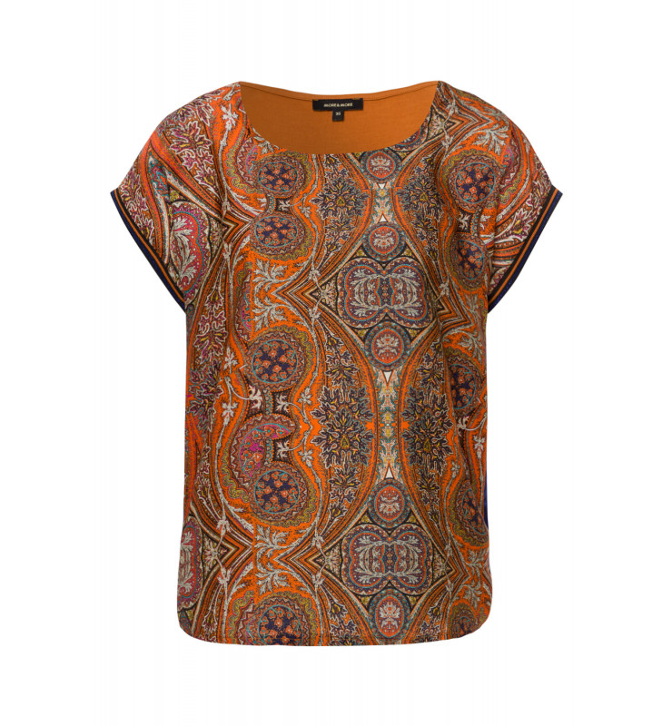 Shirt, Paisleyprint 91100073-4371 1