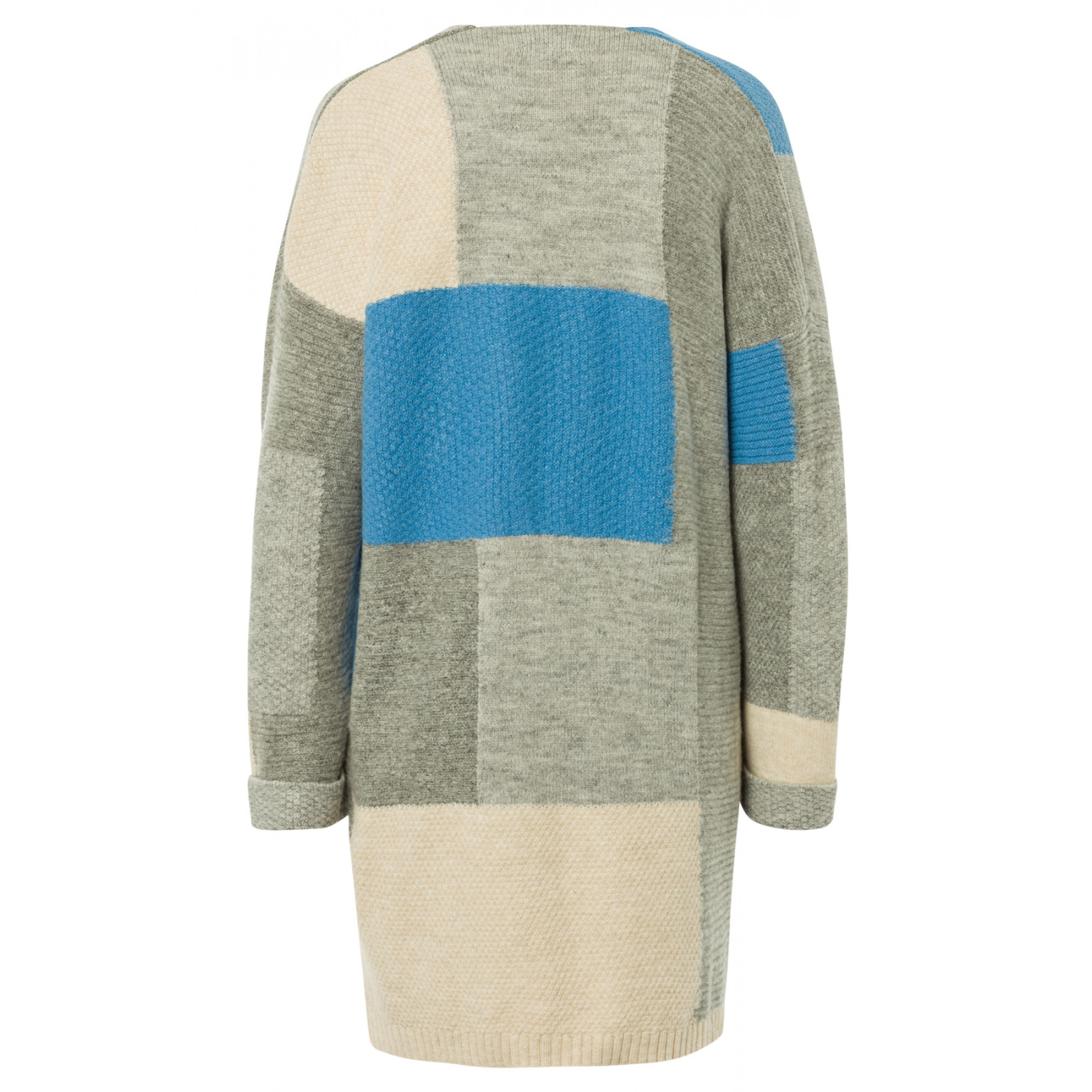 Cardigan, Colorblock 91111212-4717 2