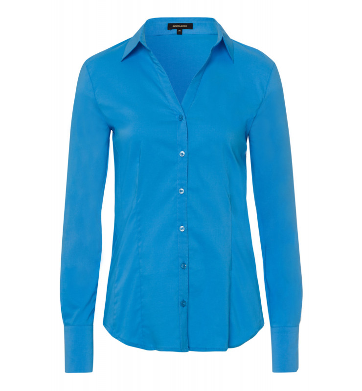 Businessbluse, winter blue 91112572-0329 1