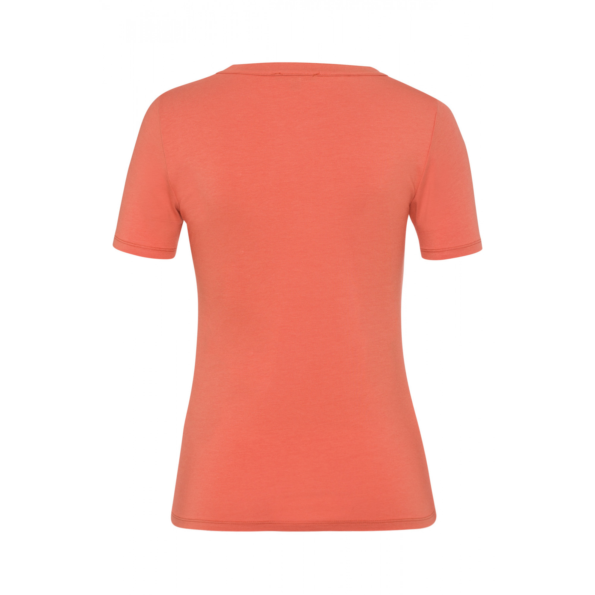 T-Shirt, burned orange 91250028-0436 2