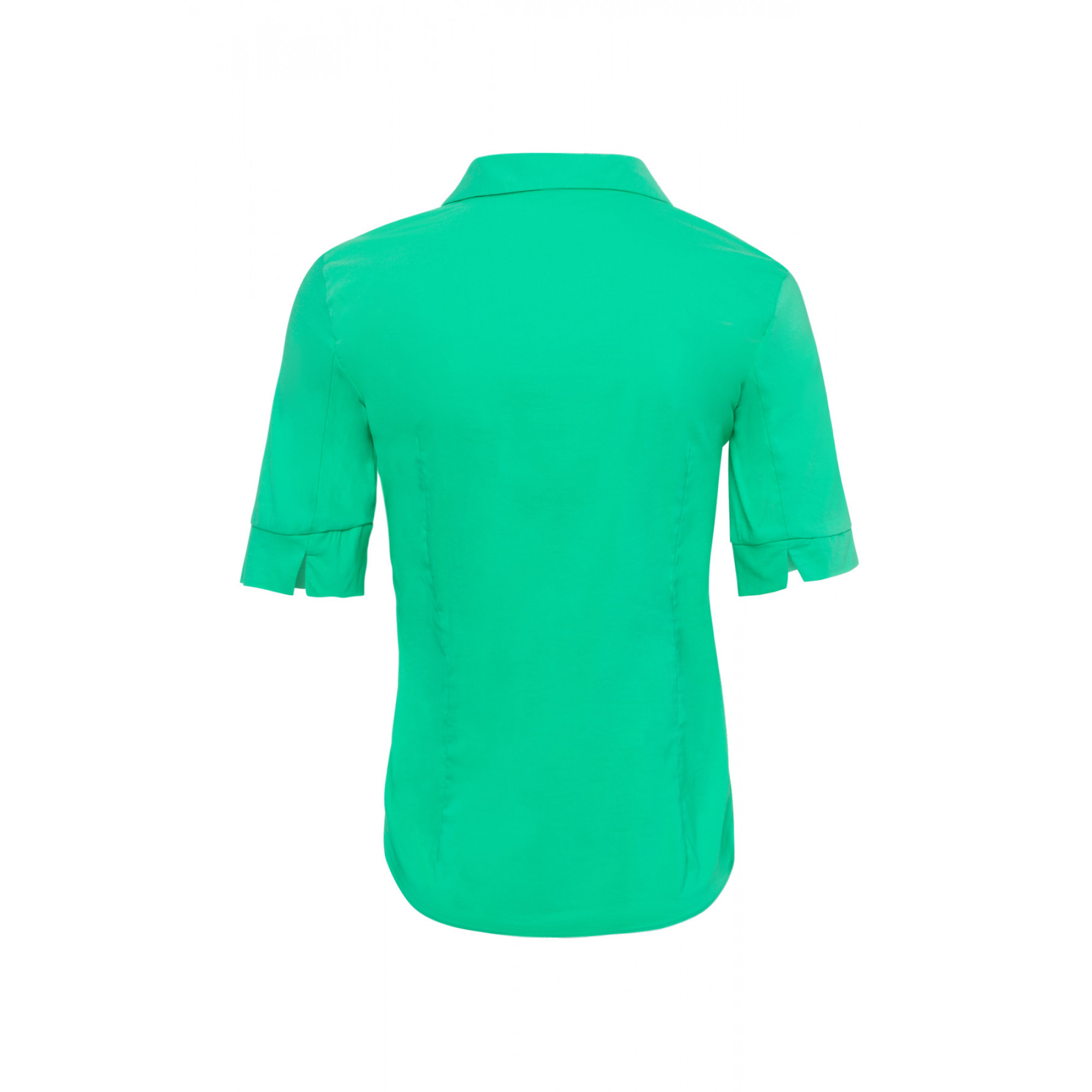 Baumwoll/Stretch Bluse, spring green 91832566-0642 2