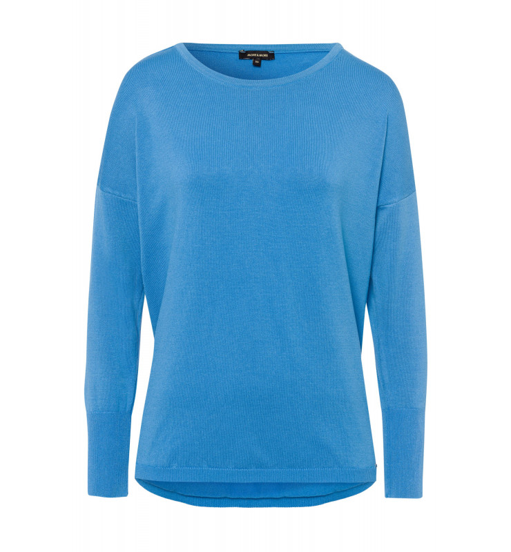 Pullover, Oversize, winter blue 91961536-0329 1