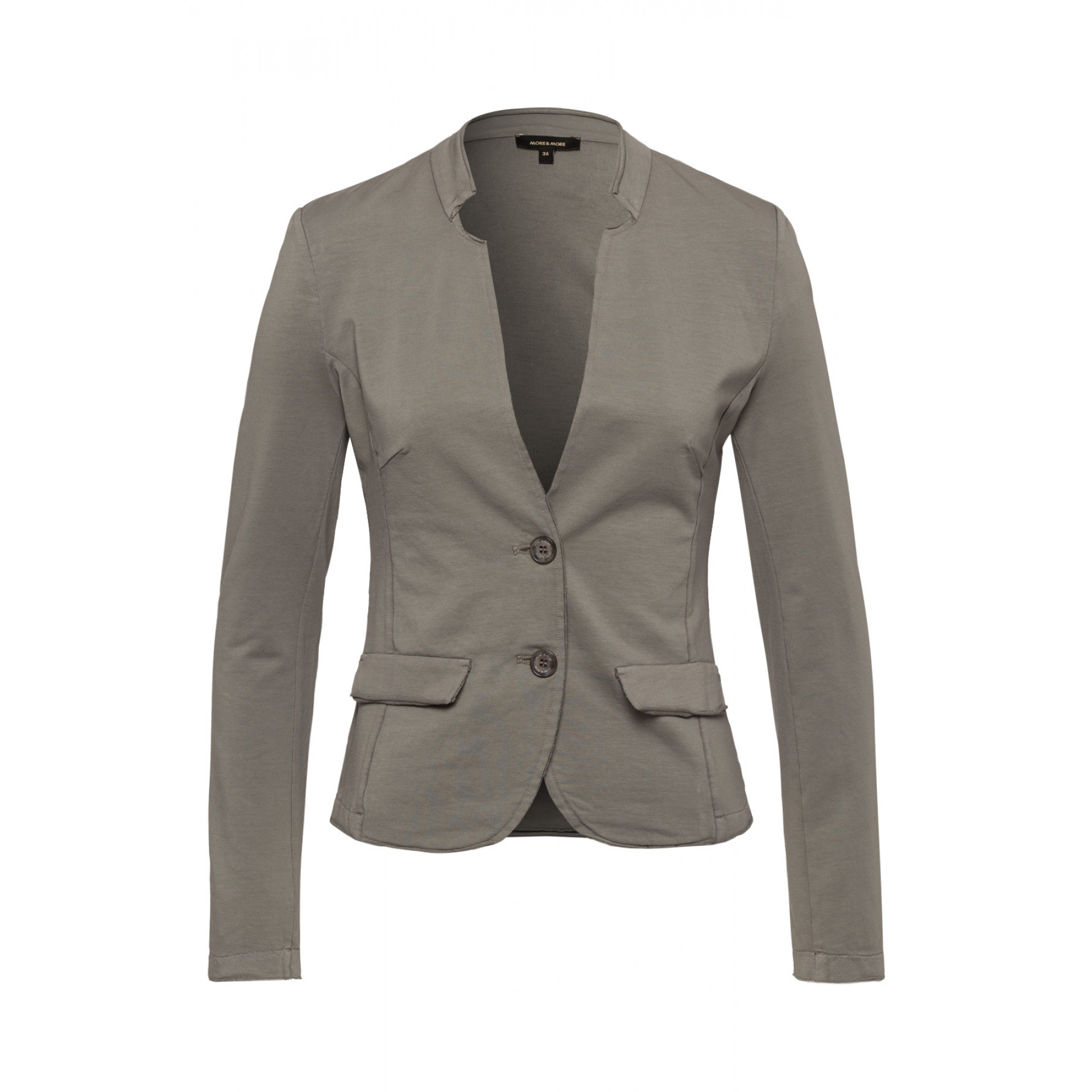 Sweatblazer, grau 91966606-0746 1